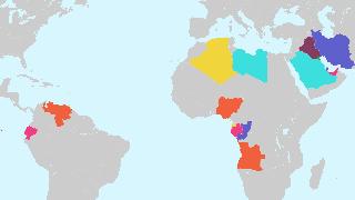 OPEC Länder