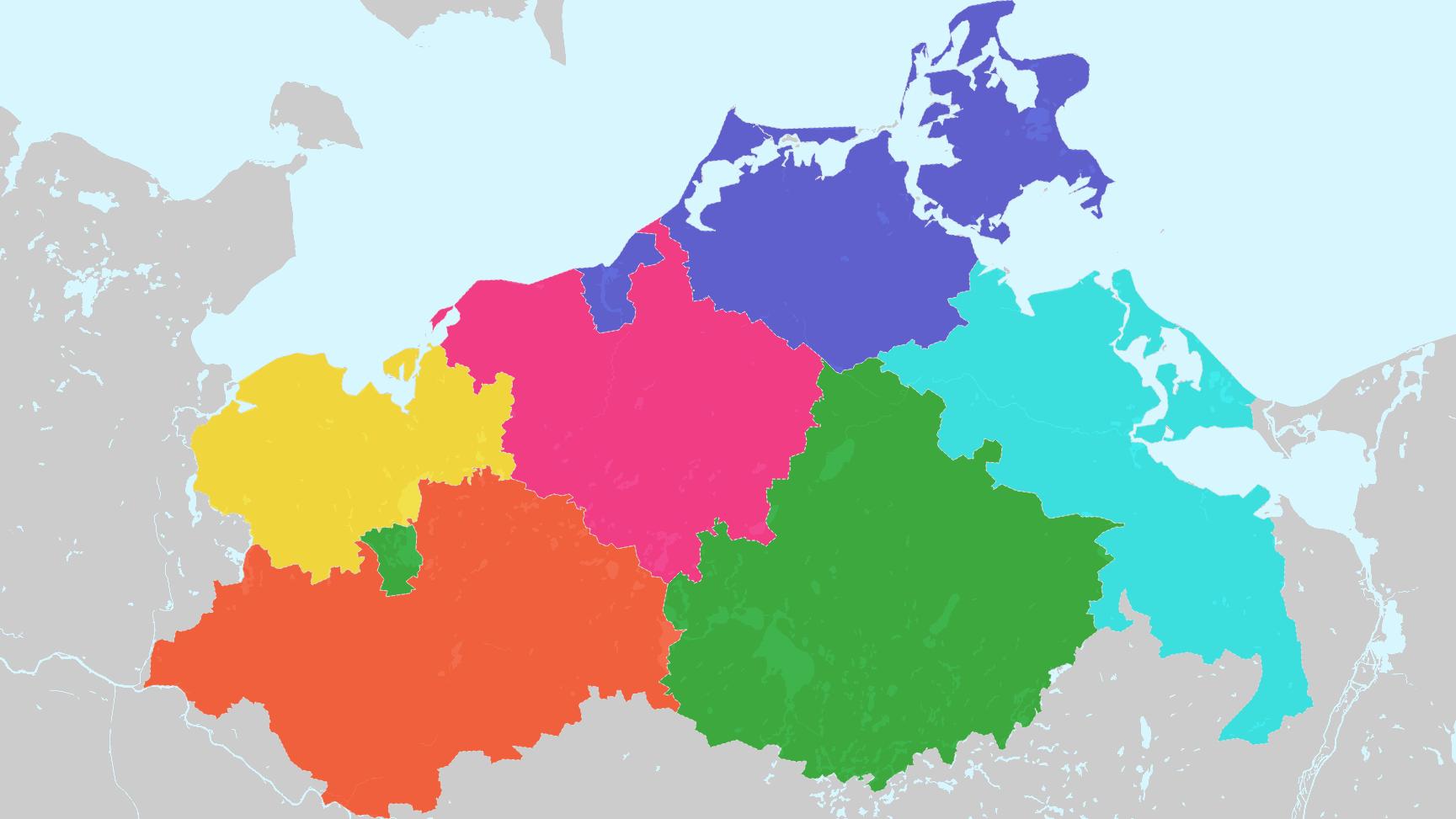 Wie Viele Land Und Stadtkreise Hat Baden Württemberg Insgesamt